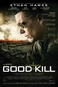 Poster for 2015 war drama Good Kill
