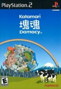 US box art for Katamari Damacy