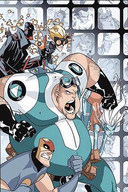 Microbe (comics) - Wikipedia