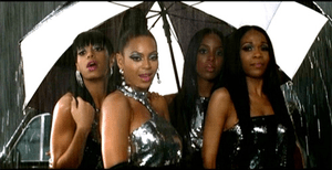 Solange Knowles, Beyoncé, Kelly Rowland and Mi...