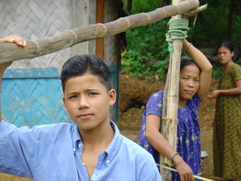 The Tribal People of Rangamati