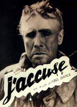 Filmposter J'accuse 1919