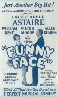 Funny Face with Fred and Adele Astaire