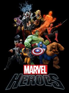 Bildergebnis für Marvel Heroes