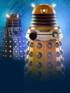 The New Paradigm Dalek