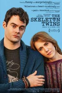 Poster for 2014 drama The Skeleton Twins