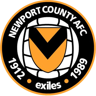 Badge of Newport County