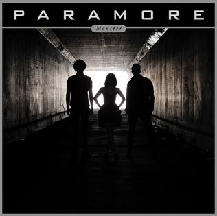 Monster (Paramore song) - Wikipedia