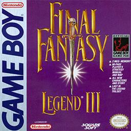 Final Fantasy Legend III Wikipedia