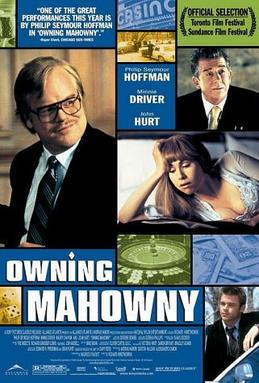 Owning Mahowny Poster - Featuring Clothing By Antonio Valente