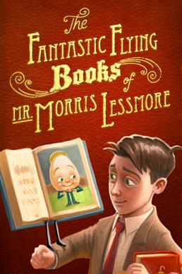 File:The Fantastic Flying Books of Mr. Morris Lessmore poster.jpg