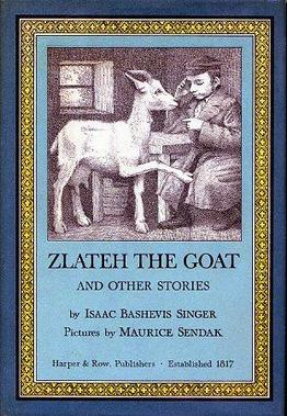 Zlateh the Goat and Other Stories Wikipedia