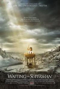 Waiting for Superman, filmplakat - Carina Behrens