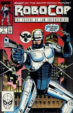 RoboCop (comics)