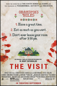 Image result for the visit