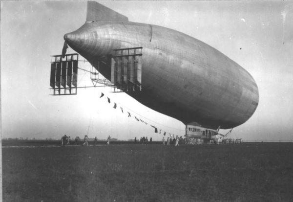 List of Forlanini airships - Wikipedia