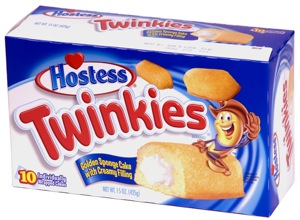Box of Twinkies