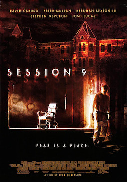 Session 9 takes place in and around the Danvers State Mental Hospital in Danvers, Massachusetts.