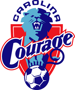 North Carolina Courage Logo : NWSL