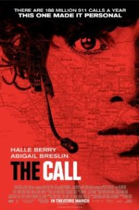 Poster for 2013 thriller The Call