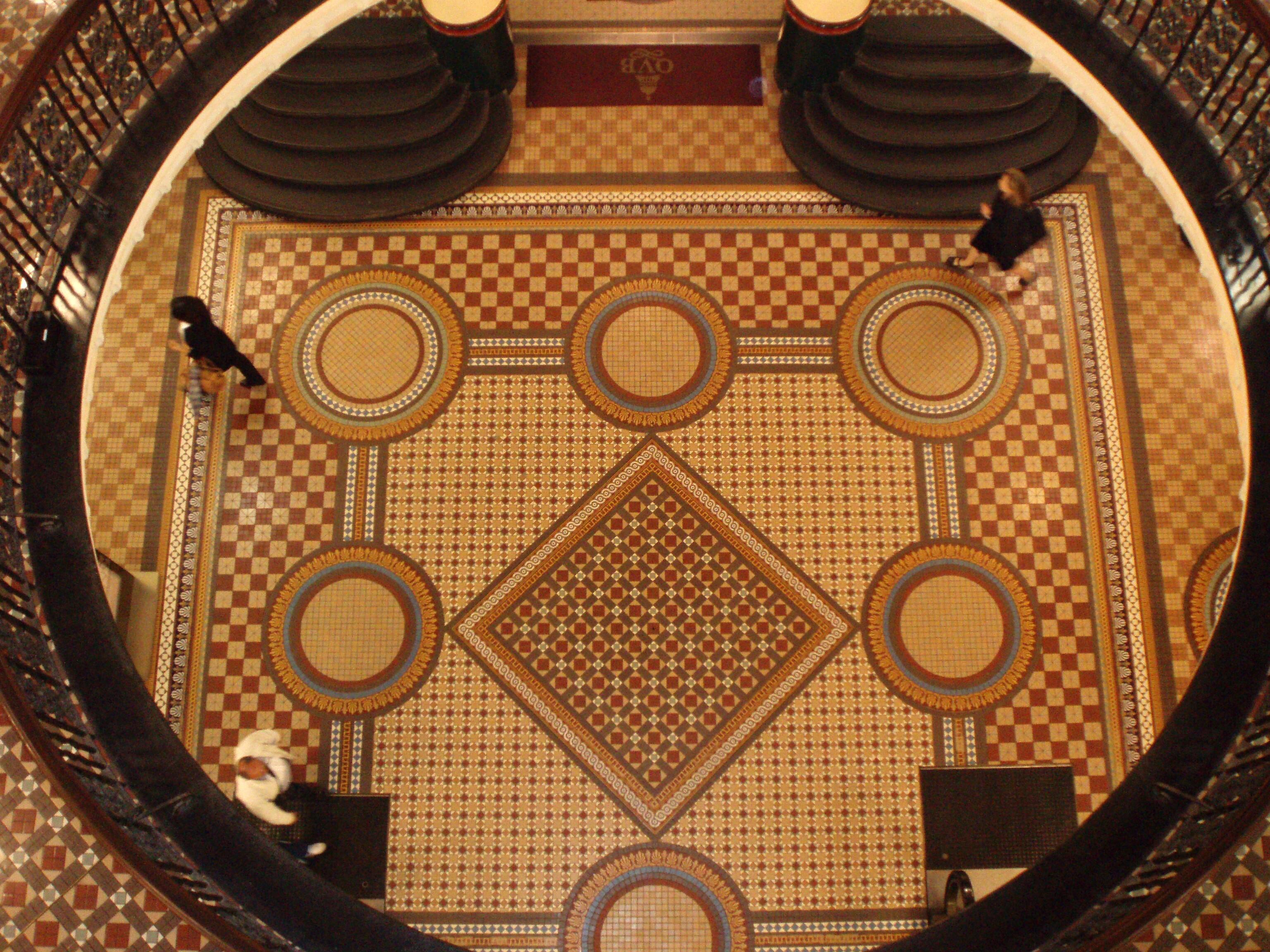 FileQVB Mosaicjpg Wikipedia
