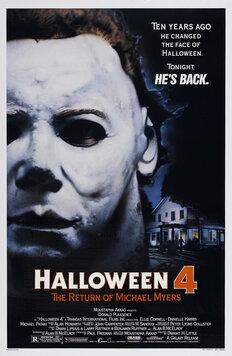 halloween 4 the return of michael
