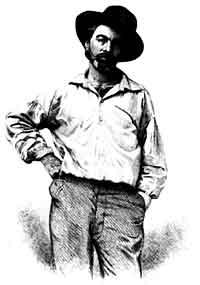 Walt Whitman, age 37, Fulton St., Brooklyn, N....