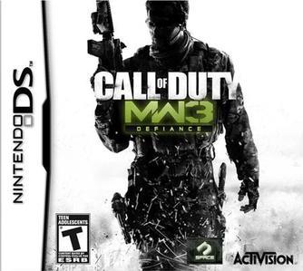 Call Of Duty Modern Warfare 3 Defiance Wikipedia