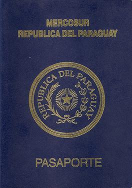 Paraguayan Passport Wikipedia