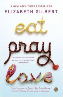 Image result for eat pray love book