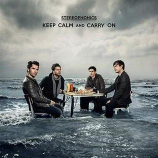 Keep Clam and Carry On album