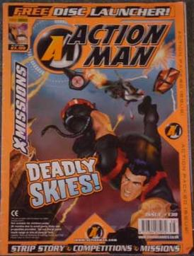 Action Man (comics) - Wikipedia