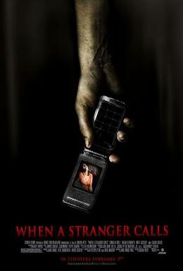 Film poster for When a Stranger Calls (2006 fi...