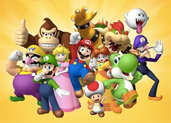List Of Mario Franchise Characters Wikipedia