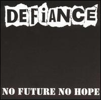 No Future No Hope
