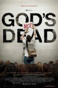 Poster for 2014 Christian drama God's Not Dead