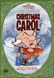 Mister Magoo's Christmas Carol