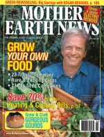 Mother Earth News Cover