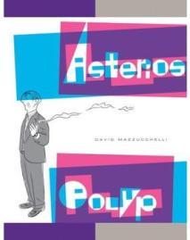 cómics Asterios Polyp