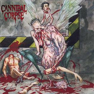 Cannibal Corpse - Bloodthirst artwork
