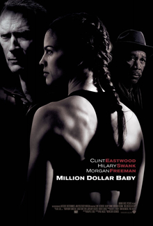 Image: Million Dollar Baby movie poster