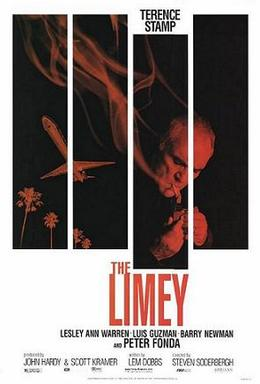 the limey poster