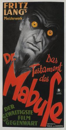 Das Testament des Dr Mabuse