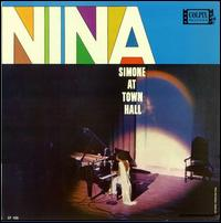 Nina Simone at Town Hall - Nina Simone