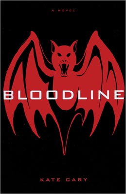 The cover for Bloodline.