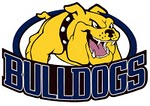 NU Bulldogs logo