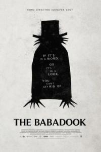 Poster for 2014 horror film The Babadook