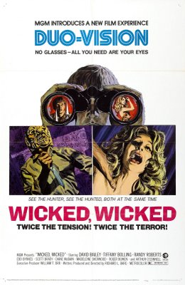 Poster do filme Wicked, Wicked