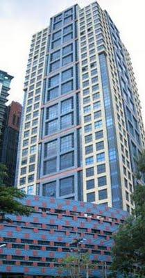 Image of the Tycoon Center Condominium buildin...