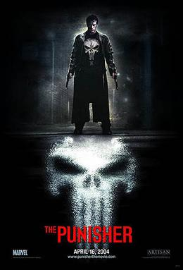 Film poster for The Punisher (2004 film)